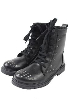 Boots with studs HOLALA