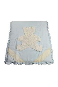 Teddybear shawl LADIA | 1375490853 | 307 PIUAZ