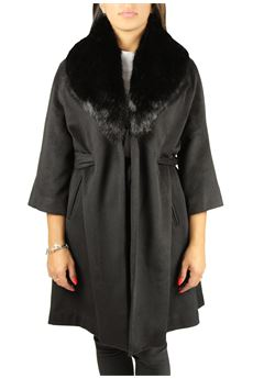 Coat with fur NO SECRET | 17 | 173NS001UN