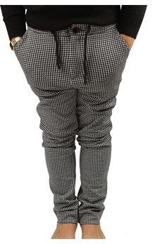 Pantalone a quadretti PACIOTTI | 9 | PTP710JPUN
