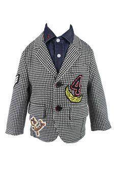 Checkered jacket PACIOTTI | 3 | GIP703BPUN