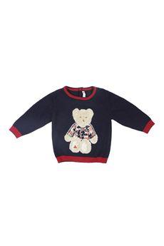 Teddy bear sweater PEUTEREY | 7 | PTB0522UN