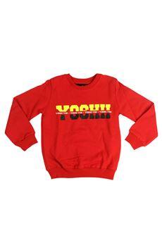 Felpa logo YOSHII | -108764232 | AM01RO