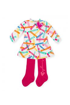 Dress labels with stocking AGATHA RUIZ DE LA PRADA | 11 | 6392UN