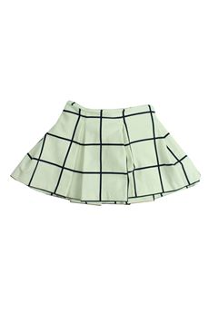 Checked skirt ELSY | 15 | CECILIAUN