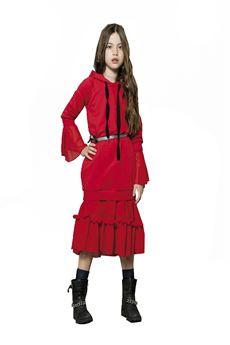 Dress Hoodie FRACOMINA MINI | 11 | FM18FW5016UN