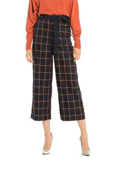 Prince of Wales Trousers FRACOMINA | 9 | FR18FP683069UN