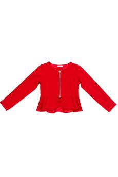 Jacket with rouches FUN FUN | 3 | FNBJK0142UN
