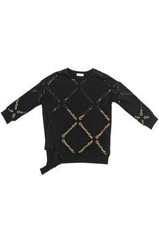 Sweatshirt with lettering FUN FUN | -108764232 | FNBMX0153NE