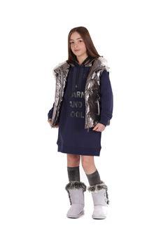Sweatshirt dress FUN FUN | 11 | FNJDR0431BL
