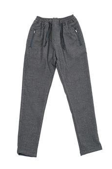 Trousers in fresh wool FUN FUN | 9 | FNMJPT0448 BGR