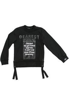 Round neck sweatshirt FUN FUN | -108764232 | FNMJST0607 BNE