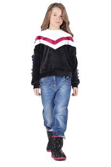 Chenille sweatshirt MARC ELLIS | -108764232 | JMEST379UN