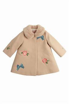 Bon ton coat MISS BLUMARINE | 17 | MBL0197UN