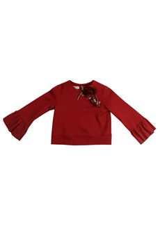Crew-neck sweatshirt MISS BLUMARINE | -108764232 | MBL0478UN