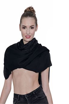 Pashmina con pizzo NO SECRET | 30000049 | 183NS316NE