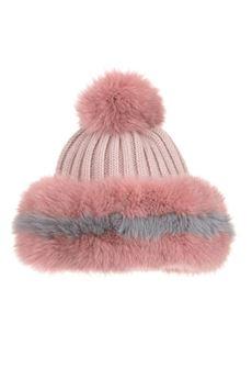 Cappello eschipom bicolore REGINA | 26 | 80600RO