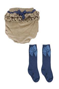 Shorts con calzini fiocco TUTTO PICCOLO | 30 | 5310UN