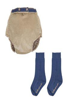 Shorts with ankle socks TUTTO PICCOLO | 30 | 5311UN