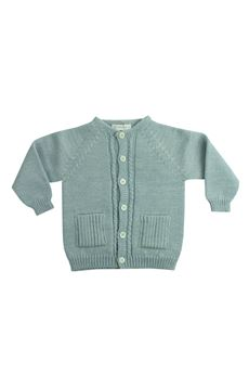 Cardigan with pockets WEDOBLE | 3 | I1801308BCI