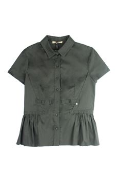 Shirt with ruffle BETTY BLUE | 6 | CA4502276110
