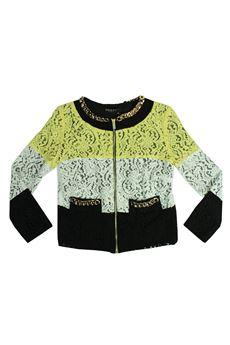 Tricolor lace jacket HEFTY | 3 | 1721UN