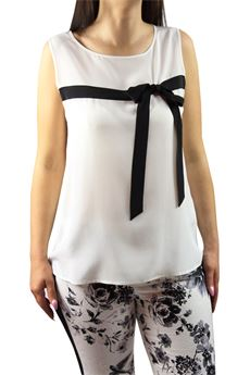 Shirt with bow ANNA RACHELE | 6 | CX42UN