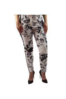 Pantalone fiori ANNA RACHELE | 9 | PX17UN