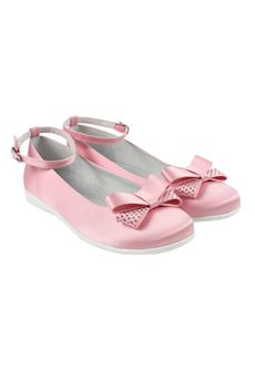 Shoes with bow COLORICHIARI | 12 | FJ9521951744ROSA