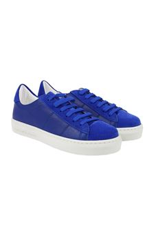 Leather and Suede Sneakers COLORICHIARI | 12 | MJ9522271611UN