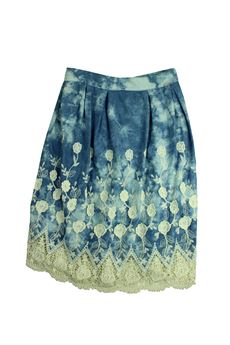 Skirt with embroidery FRACOMINA | 15 | FR16SMJ131UN