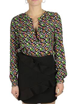 Camicia multicolors ANNIE P | 6 | CA KONNYUN