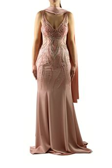 Elegant rose quartz dress BACI STELLARI | 11 | BS0417UN