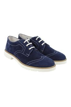 Suede shoe COLORICHIARI | 12 | MJ9527931618BLU
