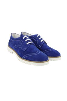 Suede shoe COLORICHIARI | 12 | MJ9527931618COB
