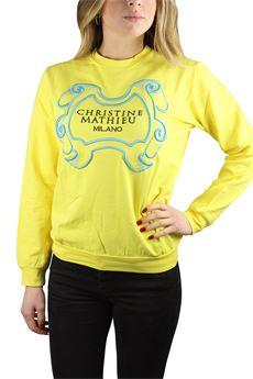 Sweatshirt CHRISTINE MATHIEU | -108764232 | CM16M208GI