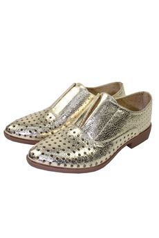 Perforated English shoe FRANCESCO MILANO | 12 | N033GUN#