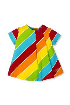 Dress in colored stripes AGATHA RUIZ DE LA PRADA | 11 | 5202UN