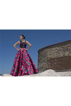 Floral dress ANTONIO NOTARO | 11 | 03285UN