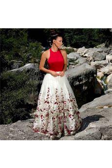 Dress with floral applications ANTONIO NOTARO | 11 | 10296UN