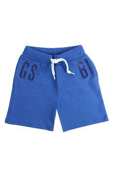 Shorts in felpa BIKKEMBERGS   9   18EDNMFC7322BL