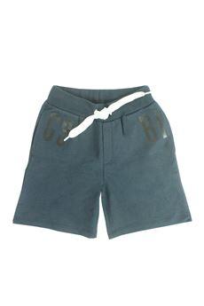 Shorts in felpa BIKKEMBERGS   9   18EDNMFC7322BLU