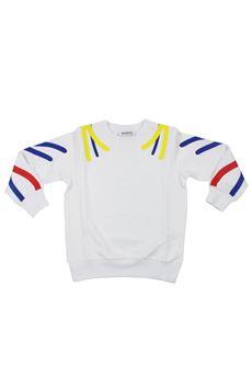 Multicolor sweatshirt BIKKEMBERGS | -108764232 | 18EDNMFE6422BI