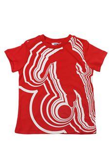 T-shirt stampa BIKKEMBERGS | 7 | TE5812RO