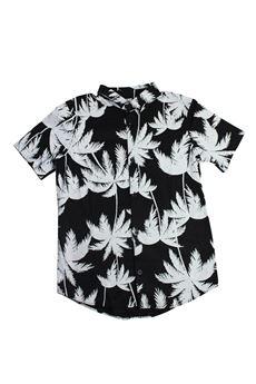 Camicia palme BRIAN RUSH   6   18 10 038 AUN
