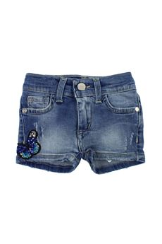 Shorts con farfalla Byblos | 30 | BJ11807UN