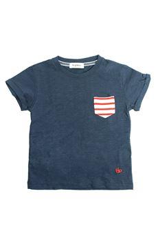 T-shirt with pocket Byblos | 8 | BU4524UN