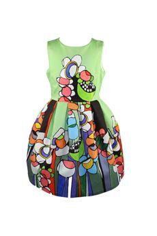 Puffy dress COLORICHIARI | 11 | FB1034963231BUN