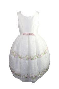 Ceremony dress with bow COLORICHIARI | 11 | FL1035733233BI