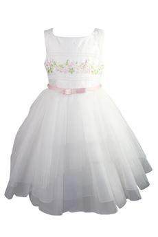 Cerimony dress with tulle COLORICHIARI | 11 | FL1035743233UN